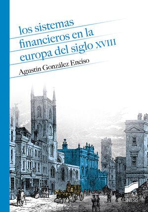 LOS SISTEMAS FINANCIEROS EN LA EUROPA DEL SIGLO XVIII
