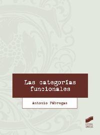 LAS CATEGORIAS FUNCIONALES
