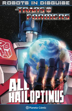 TRANSFORMERS ROBOTS IN DISGUISE Nº 05/05