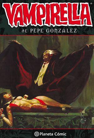 VAMPIRELLA DE PEPE GONZÁLEZ Nº 03;03