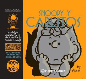 SNOOPY Y CARLITOS 1999-2000
