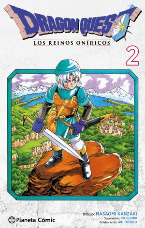 DRAGON QUEST VI Nº 02/10
