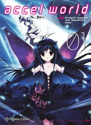 ACCEL WORLD (MANGA) Nº 01