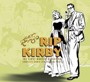 RIP KIRBY DE ALEX RAYMOND Nº 02
