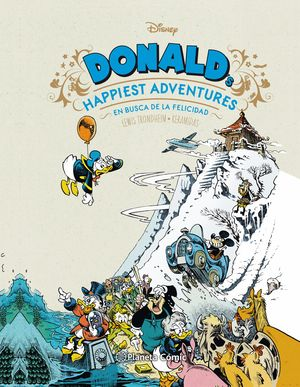 DONALD HAPPIEST ADVENTURES
