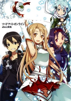 ABEC ART WORKS. SWORD ART ONLINE