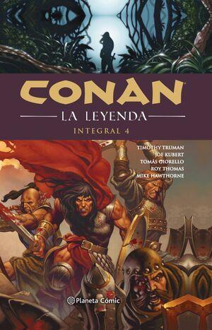 CONAN LA LEYENDA (INTEGRAL) Nº 04/04