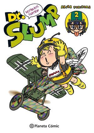 DR. SLUMP Nº 02/15
