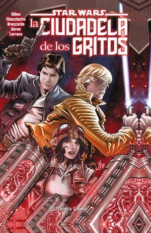 STAR WARS LA CIUDADELA DE LOS GRITOS