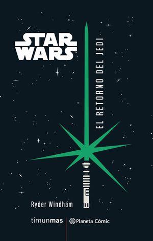 EL RETORNO DEL JEDI. STAR WARS