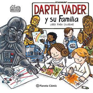 DARTH VADER Y SU FAMILIA