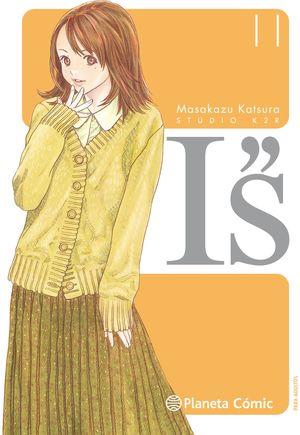 I''S KANZENBAN Nº 11/12