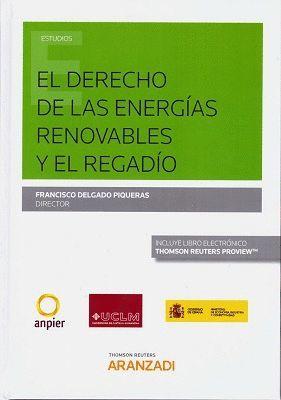 DERECHO DE LAS ENERGIAS RENOVABLES Y EL REGADIO