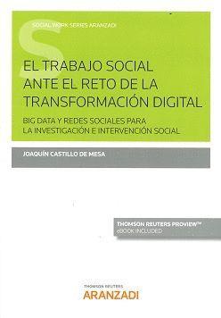 EL TRABAJO SOCIAL ANTE EL RETO DE LA TRANSFORMACIÓN DIGITAL