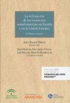 LA TRIBUTACIÓN DE LAS SUCESIONES TRANSFRONTERIZAS EN ESPAÑA Y EN LA UNIÓN EUROPEA