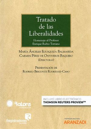 TRATADO DE LAS LIBERALIDADES