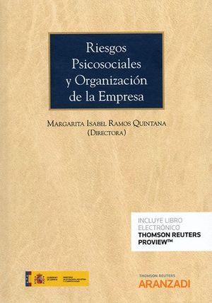RIESGOS PSICOSOCIALES Y ORGANIZACIÓON DE LA EMPRESA