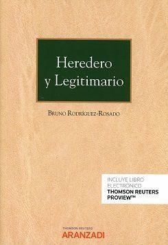 HEREDERO Y LEGITIMARIO