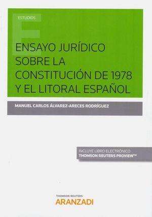 ENSAYO JURIDICO SOBRE LA CONSTITUCION DE 1978 Y EL LITORAL ESPAÑOL