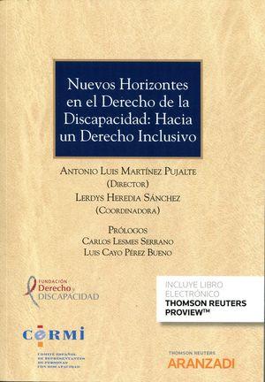 NUEVOS HORIZONTES EN EL DERECHO DE LA DISCAPACIDAD