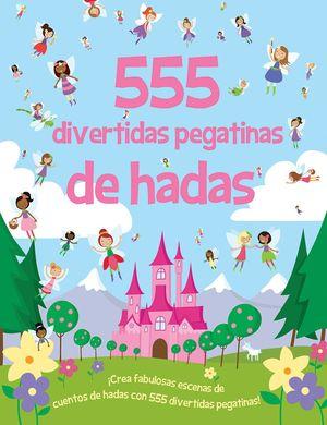 555 DIVERTIDAS PEGATINAS DE HADAS