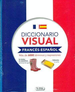DICCIONARIO VISUAL FRANC�ÉS-ESPAÑOL