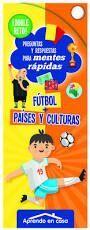 DOBLE RETO! FUTBOL + PAISES Y CULTURAS