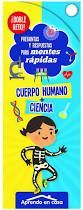 DOBLE RETO! CUERPO HUMANO + CIENCIA