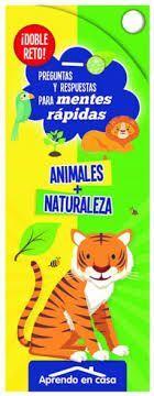 DOBLE RETO! ANIMALES + NATURALEZA