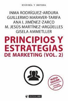 PRINCIPIOS Y ESTRATEGIAS DE MARKETING T.2