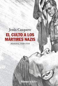 EL CULTO A LOS MÁRTIRES NAZIS. ALEMANIA, 1920-1939