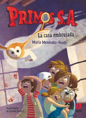 LA CASA EMBRUJADA - PRIMOS S.A.