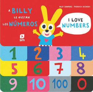 A BILLY LE GUSTAN LOS NÚMEROS. I LOVE NUMBERS