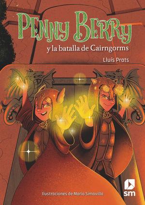 PENNY BERRY Y LA BATALLA DE CAIRNOG