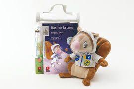 PACK RASI ASTRONAUTA - LIBRO+ MUÑECO