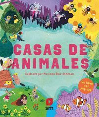 CASA DE ANIMALES. UN LIBRO CON POP UP