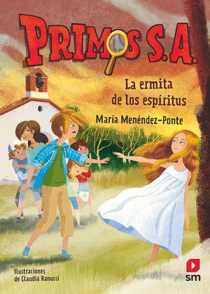 LA ERMITA DE LOS ESPÍRITUS - PRIMOS S.A.
