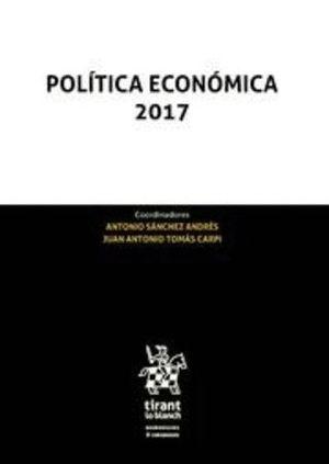 POLÍTICA ECONÓMICA 2017