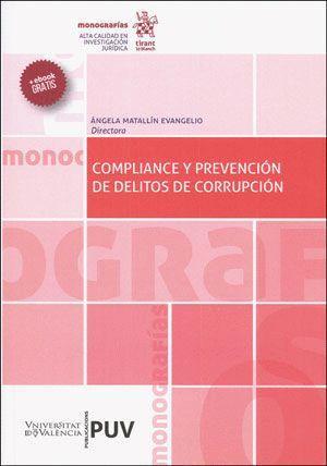 COMPLIANCE Y PREVENCION DE DELITOS DE CORRUPCION