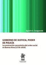 GOBIERNO DE JUSTICIA, PODER DE POLICIA