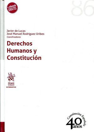 DERECHOS HUMANOS Y CONSTITUCIÓN