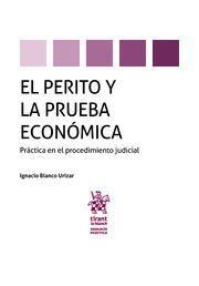 EL PERITO Y LA PRUEBA ECONOMICA