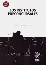 LOS INSTITUTOS PRECONCURSALES