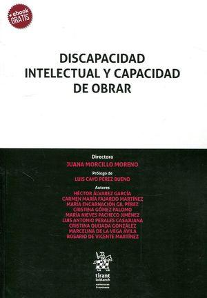DISCAPACIDAD INTELECTUAL Y CAPACIDAD DE OBRAR