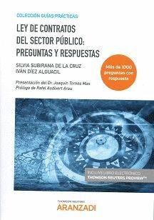 LEY DE CONTRATOS DEL SECTOR PÚBLICO: PREGUNTAS Y RESPUESTAS