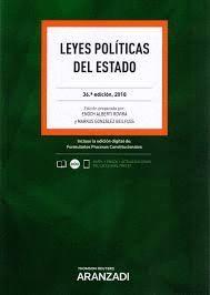 LEYES POLITICAS DEL ESTADO - 28