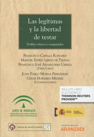 LAS LEGITIMAS Y LA LIBERTAD DE TESTAR