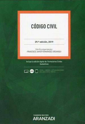 CODIGO CIVIL - 1