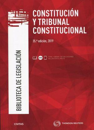 CONSTITUCIÓN Y TRIBUNAL CONSTITUCIONAL - 10