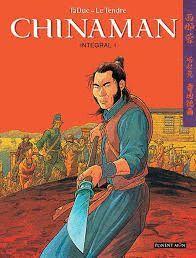 CHINAMAN. INTEGRAL 1